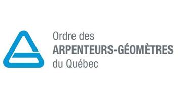Ordre des arpenteurs géomètres du Québec